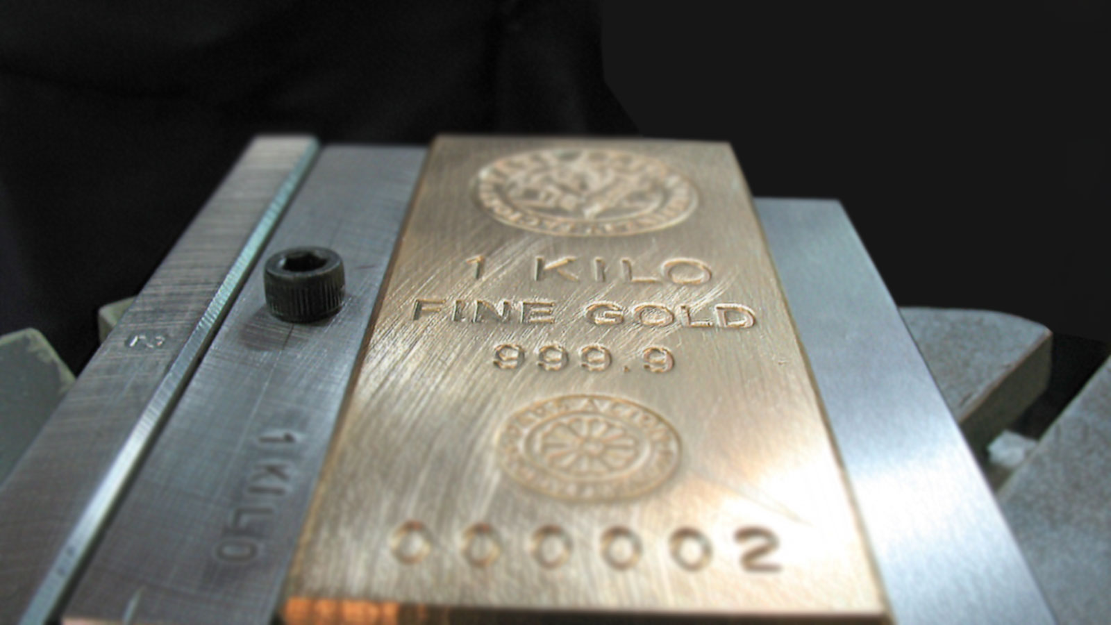 Minting tools for gold bars coins medals