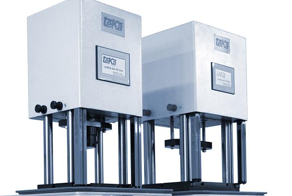 Pratika pressa idraulica serie ECO