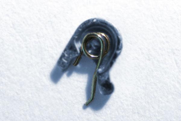 Molle per chiusure in acciaio inox