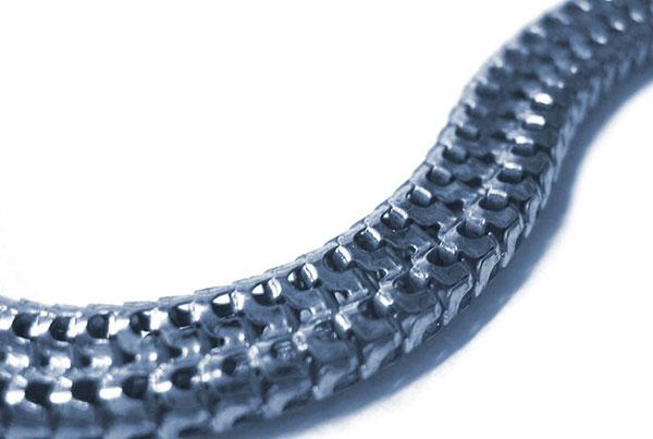 Tubular chains tools